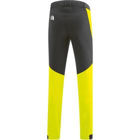 Gonso Odeon Pantaloni Softshell Uomo, safety yellow